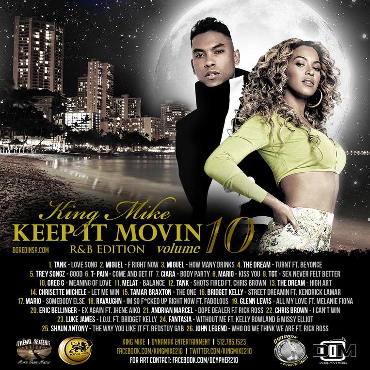 Keep It Movin R&B Vol. 10