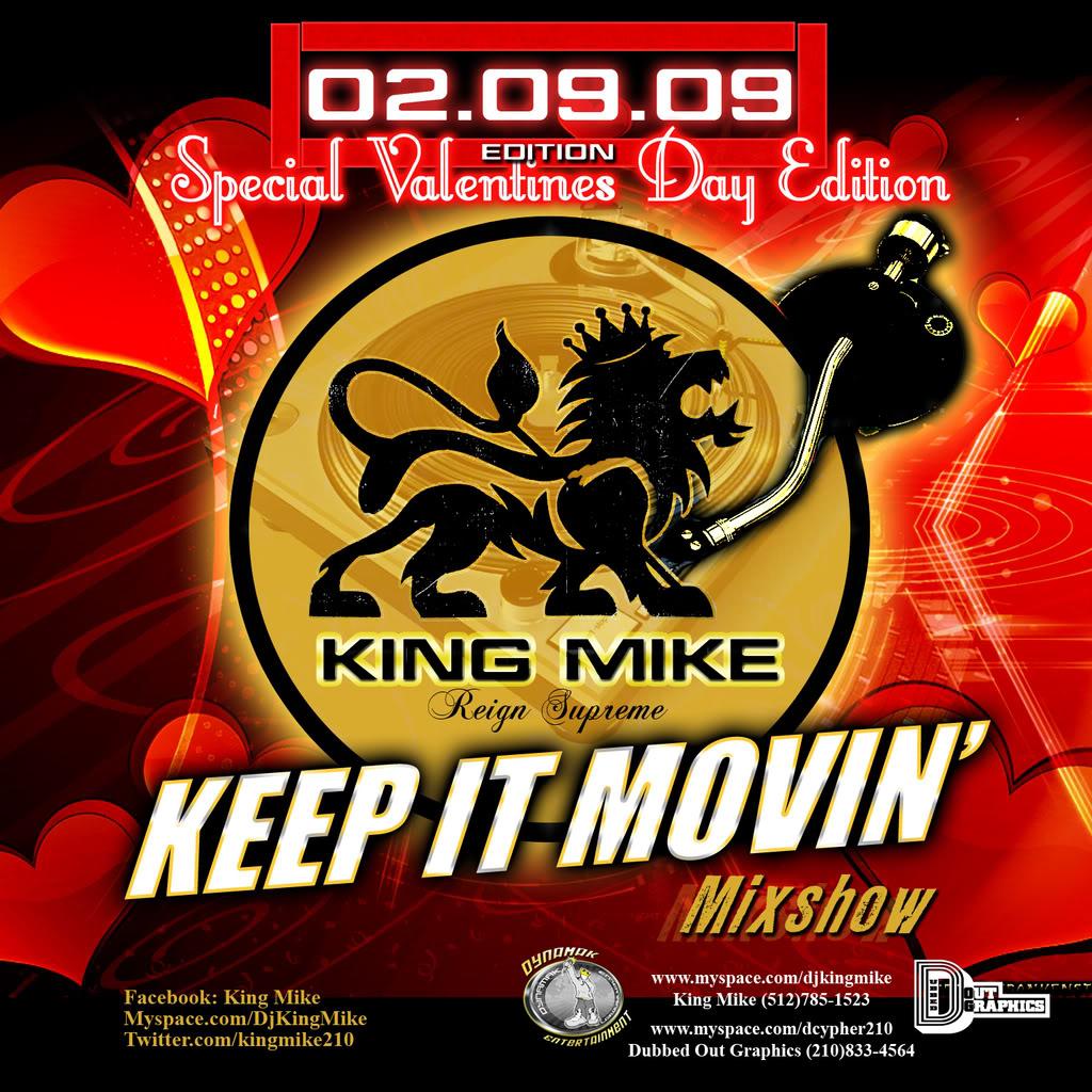Keep It Movin R&B Vol. 1