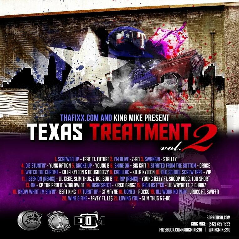 Texas Treatment Vol. 2.jpg
