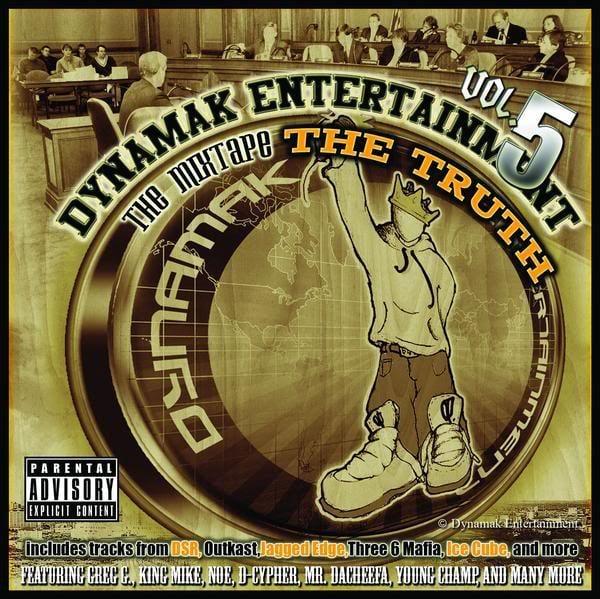 Dynamak Entertainment Vol. 5