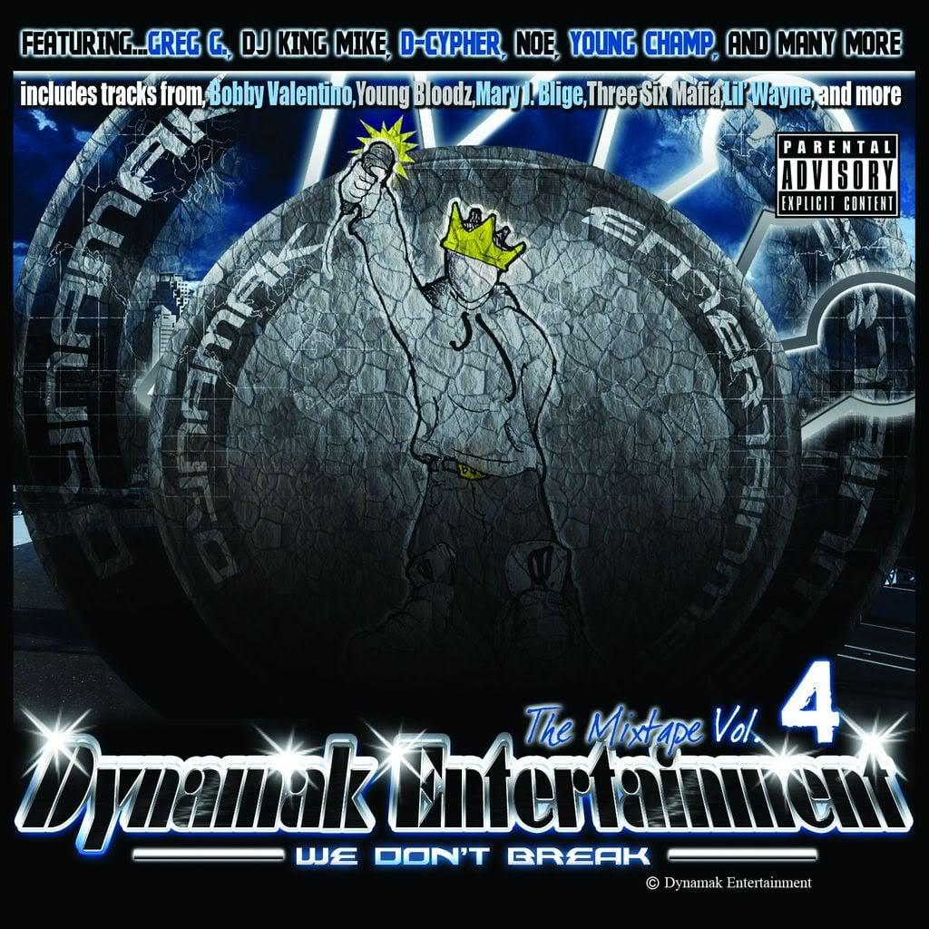 Dynamak Entertainment Vol. 4
