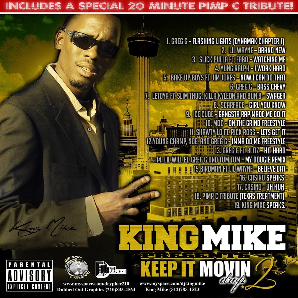 Keep It Movin Drop 2