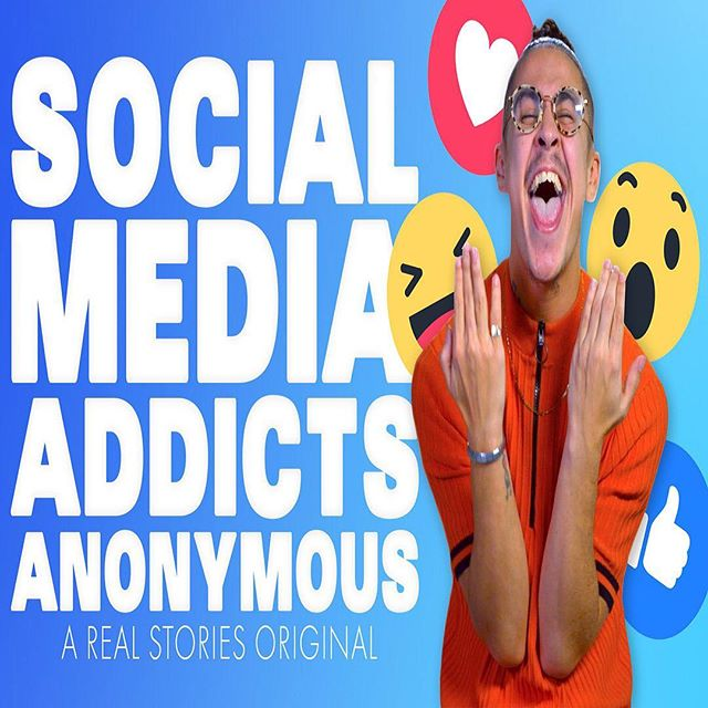 Our latest film, Social Media Addicts Anonymous goes live on Real Stories @ 6pm tonight. Thanks to everyone who helped make it happen.