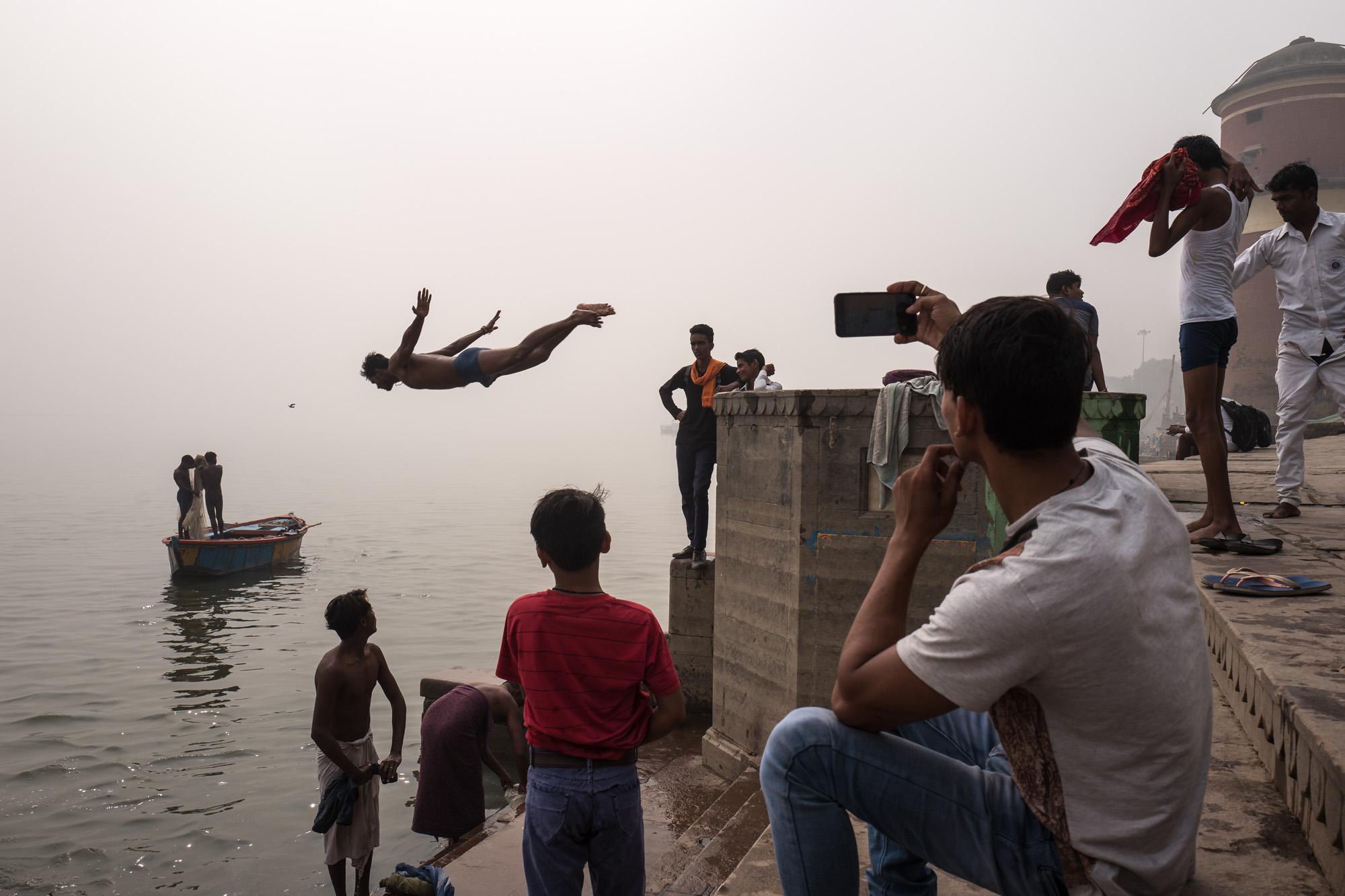 Varanasi, City of lights