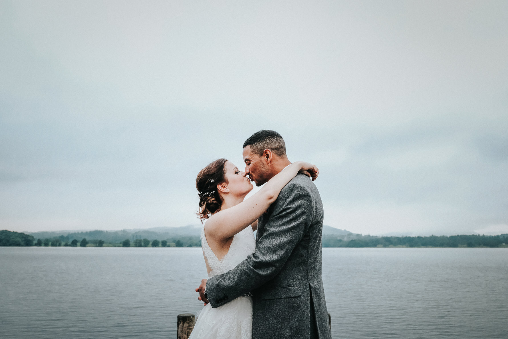 Natural Documentary Wedding Photography by Cheshire Wedding Photographer Louise Jacob