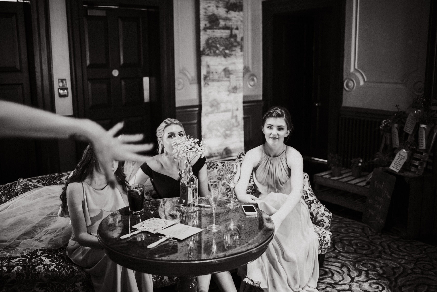 Cheshire Candid Unposed Documentary Wedding Photography at Oddfellows, Chester