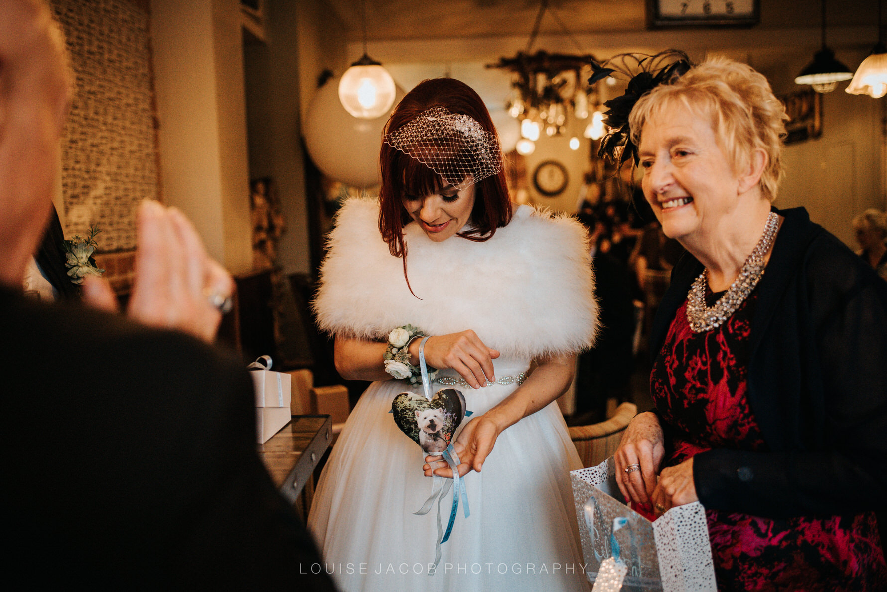 Unposed documentary wedding photography in Chester