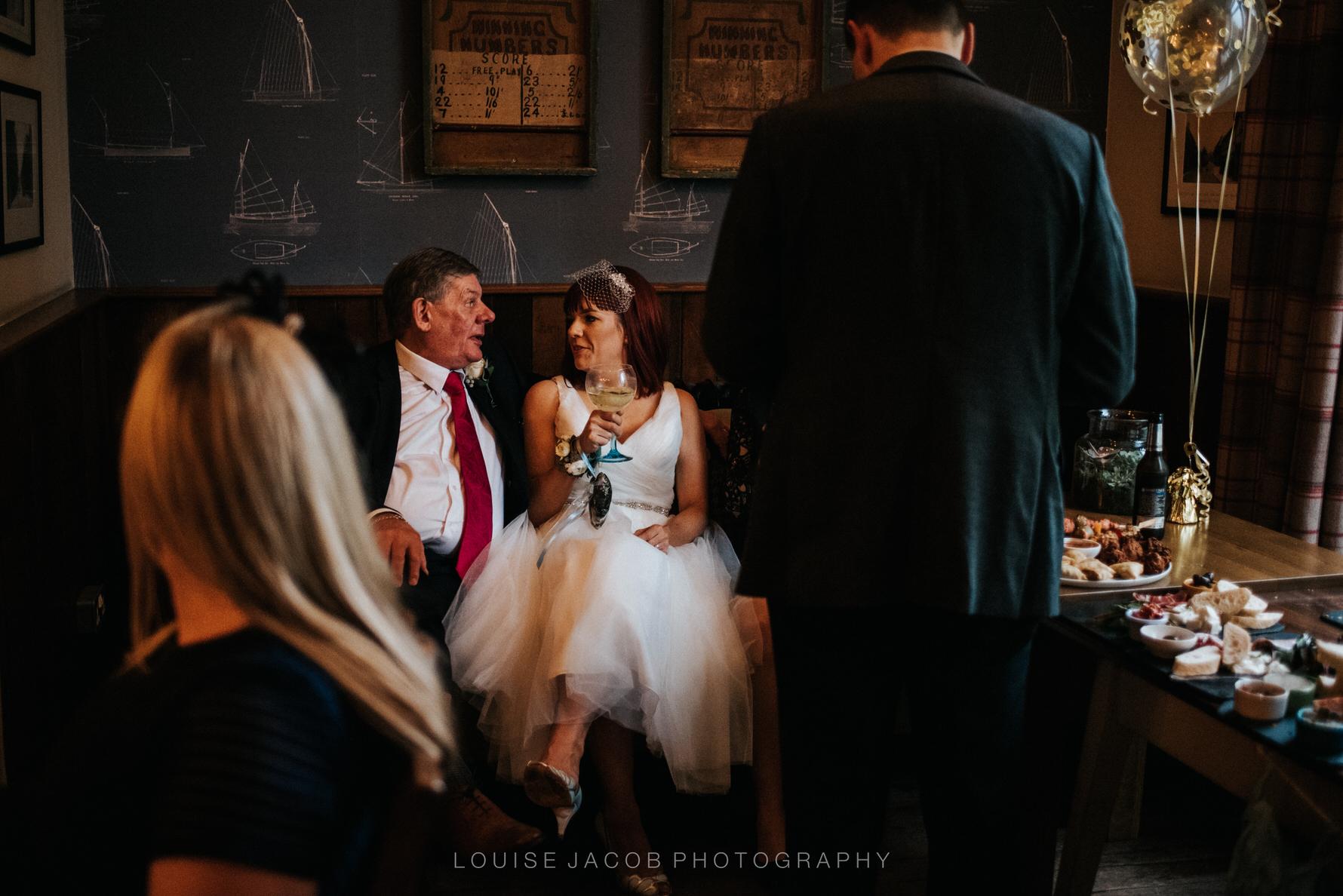 Unposed Documentary Wedding Photography
