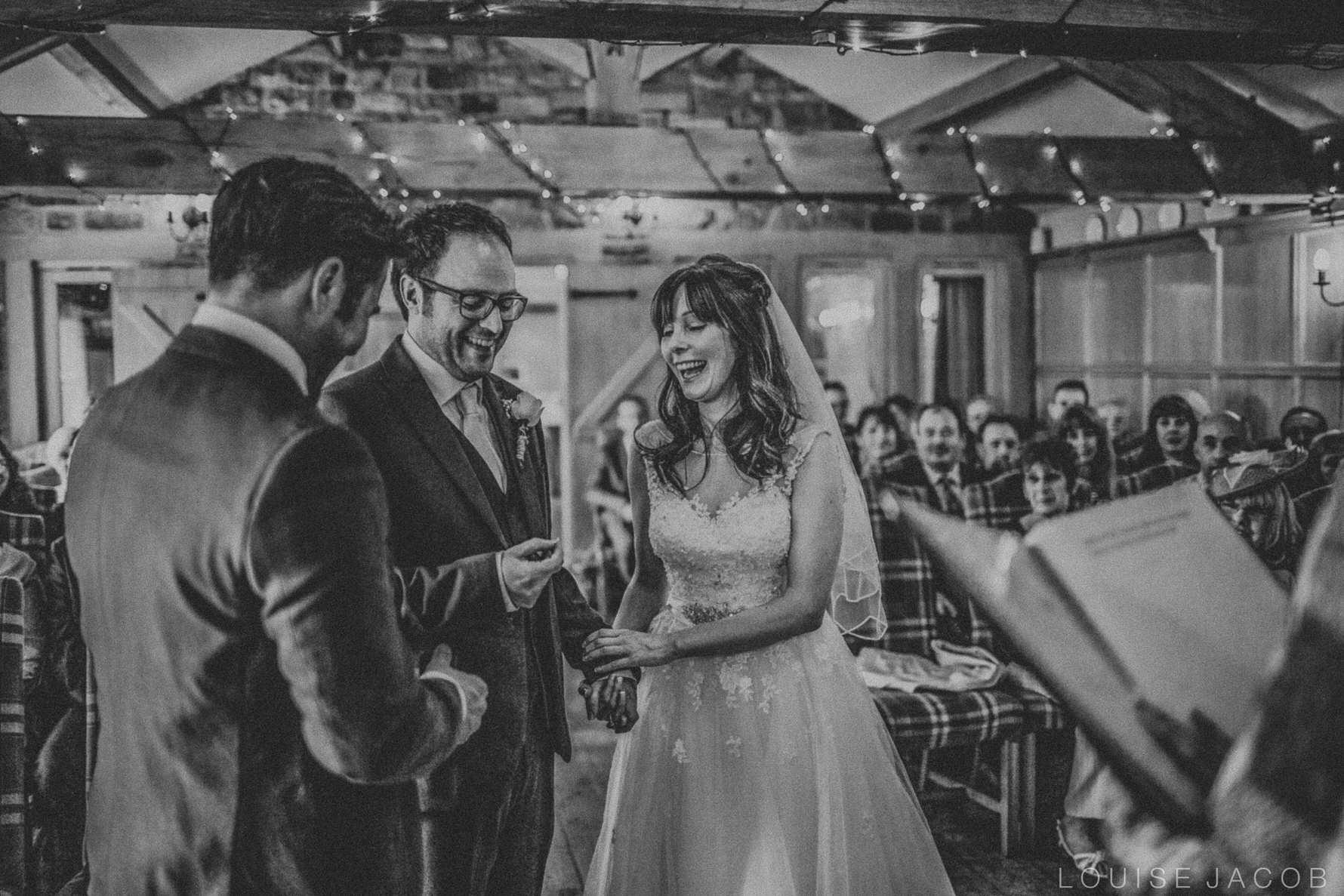 Documentary Wedding Photography bride and groom