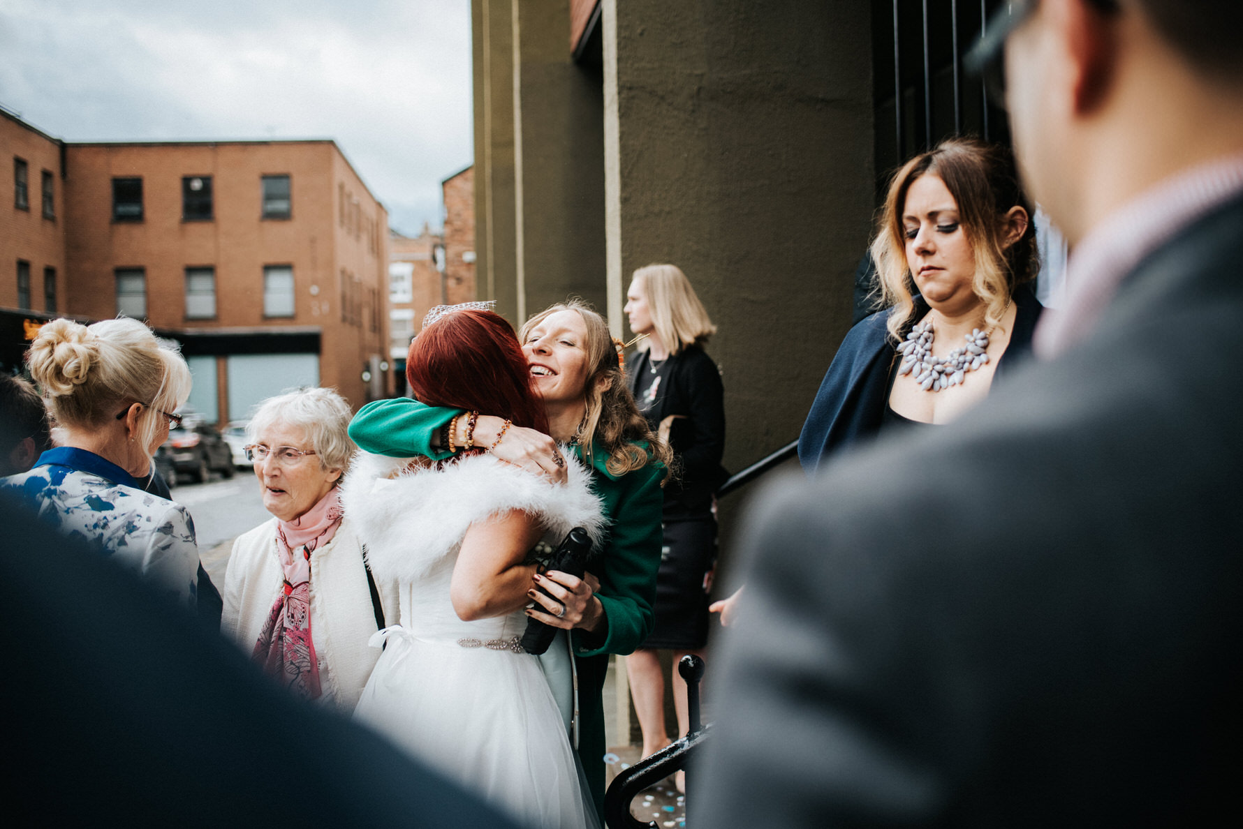 documentary Wedding Photography in Chester