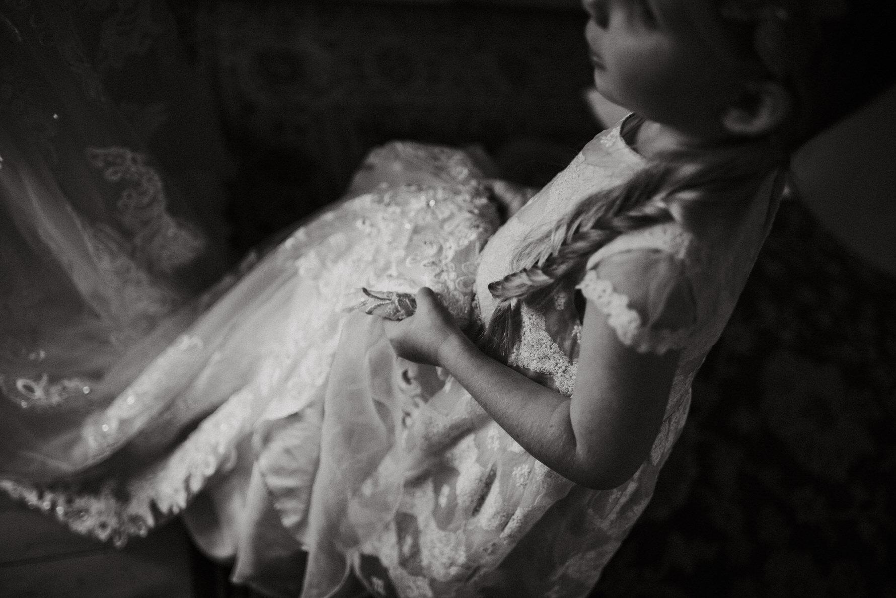 Cheshire Wedding Photography in Burnsall