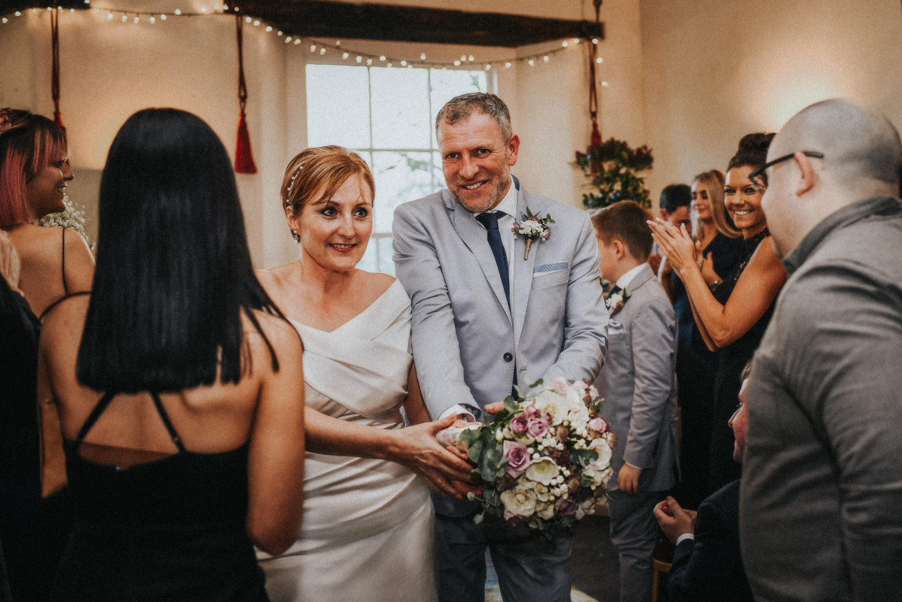 Cheshire Wedding Photography in The Lake District