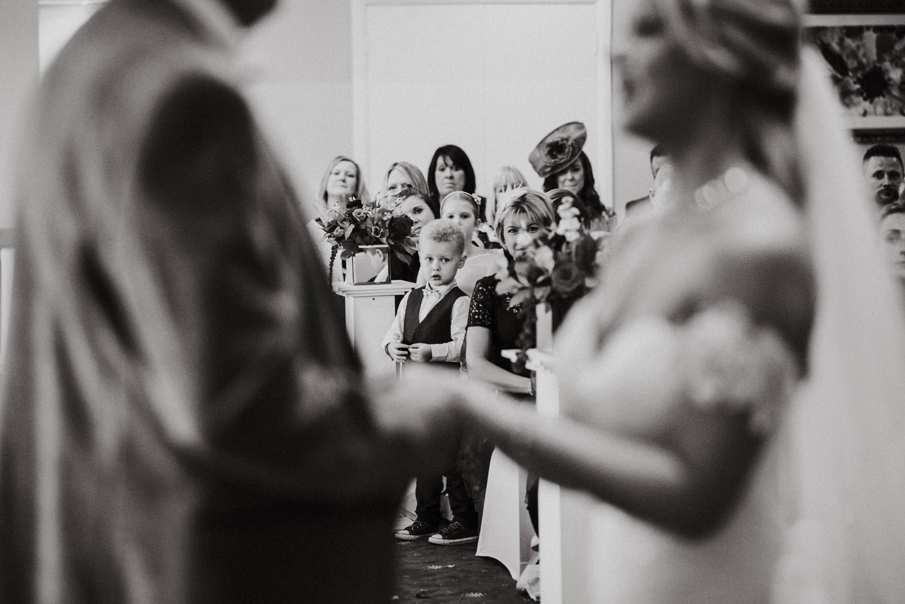 Cheshire Wedding photography wedding ceremony