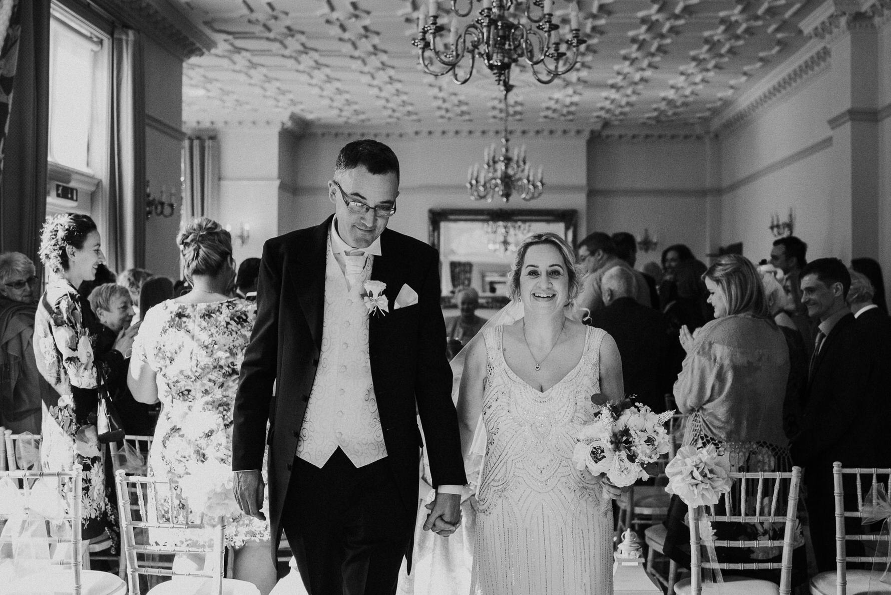 Cheshire Wedding Photography at Nunsmere Hall