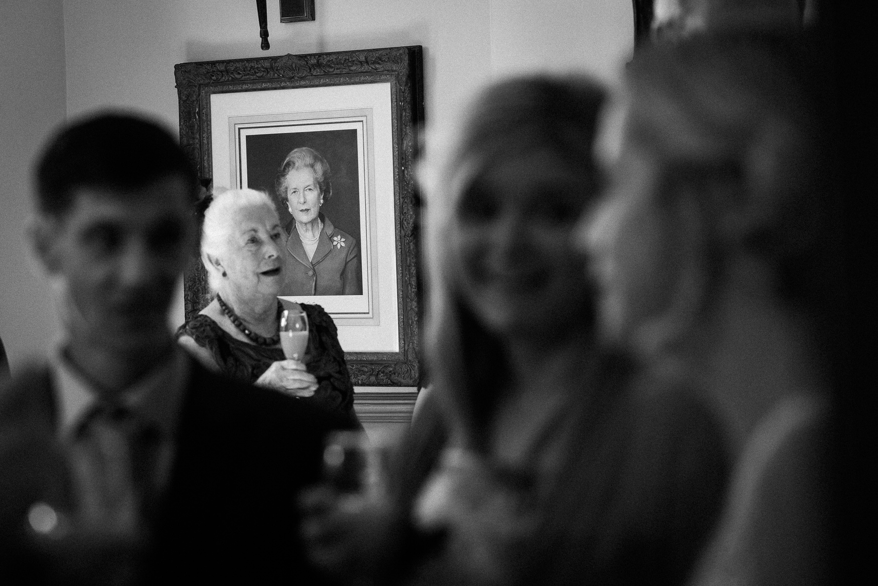 Cheshire Documentary Wedding Photography at Nunsmere Hall
