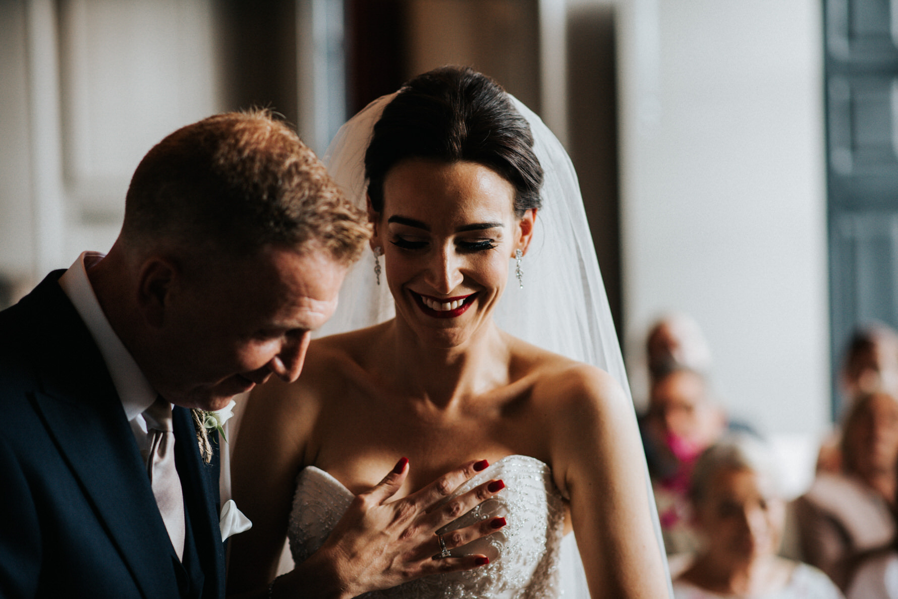 Cheshire Documentary Wedding Photography at Oddfellows