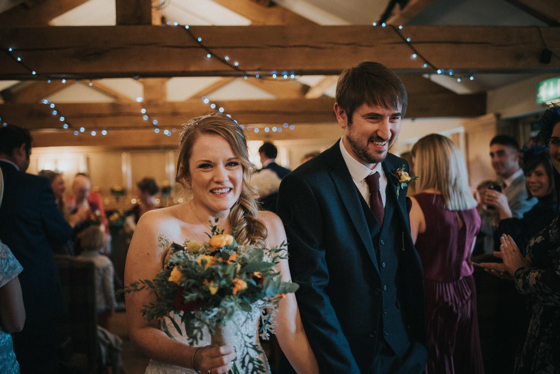 Cheshire Documentary Wedding Photography in Burnsall, Yorkshire Dales