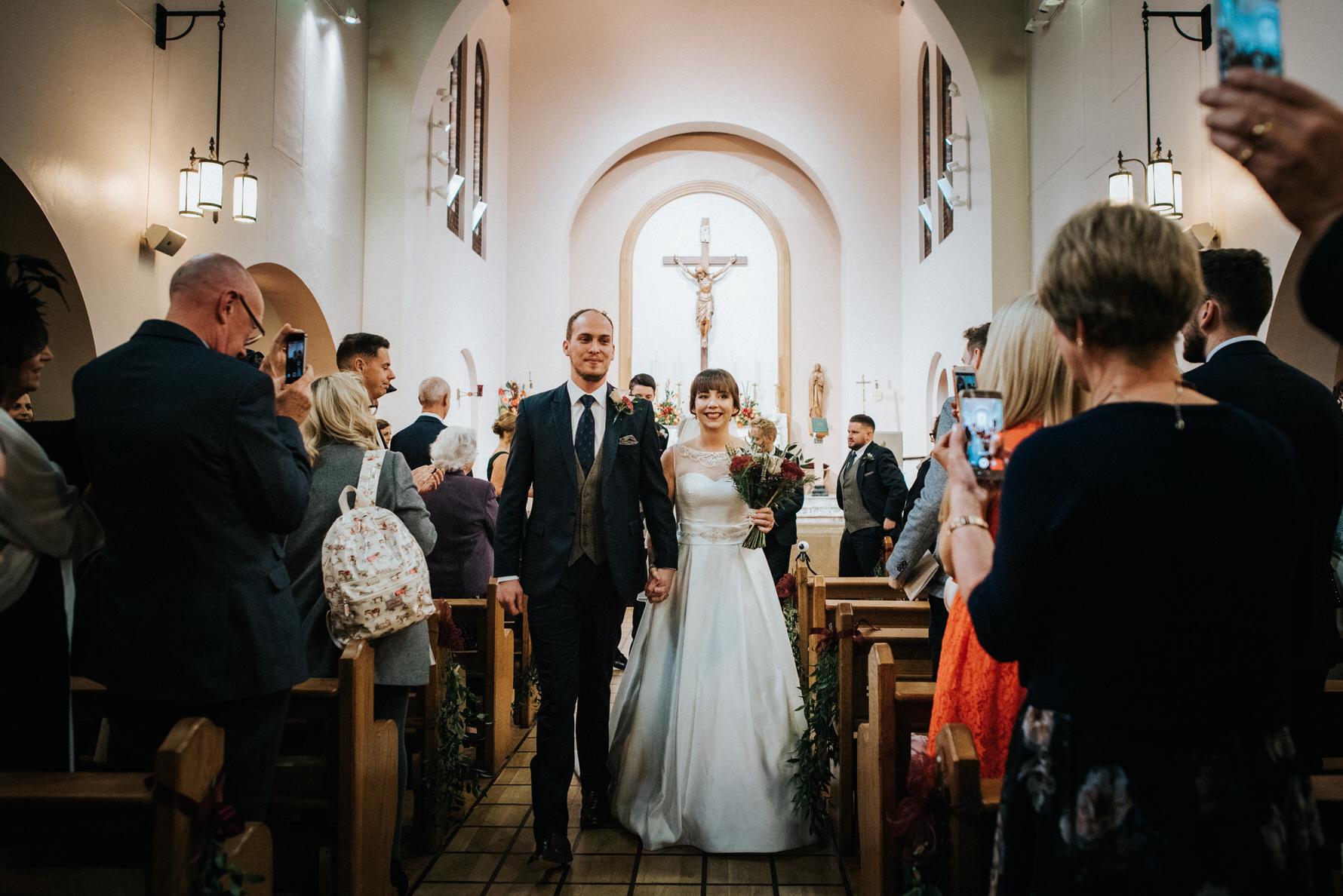 Cheshire Documentary Wedding Photography