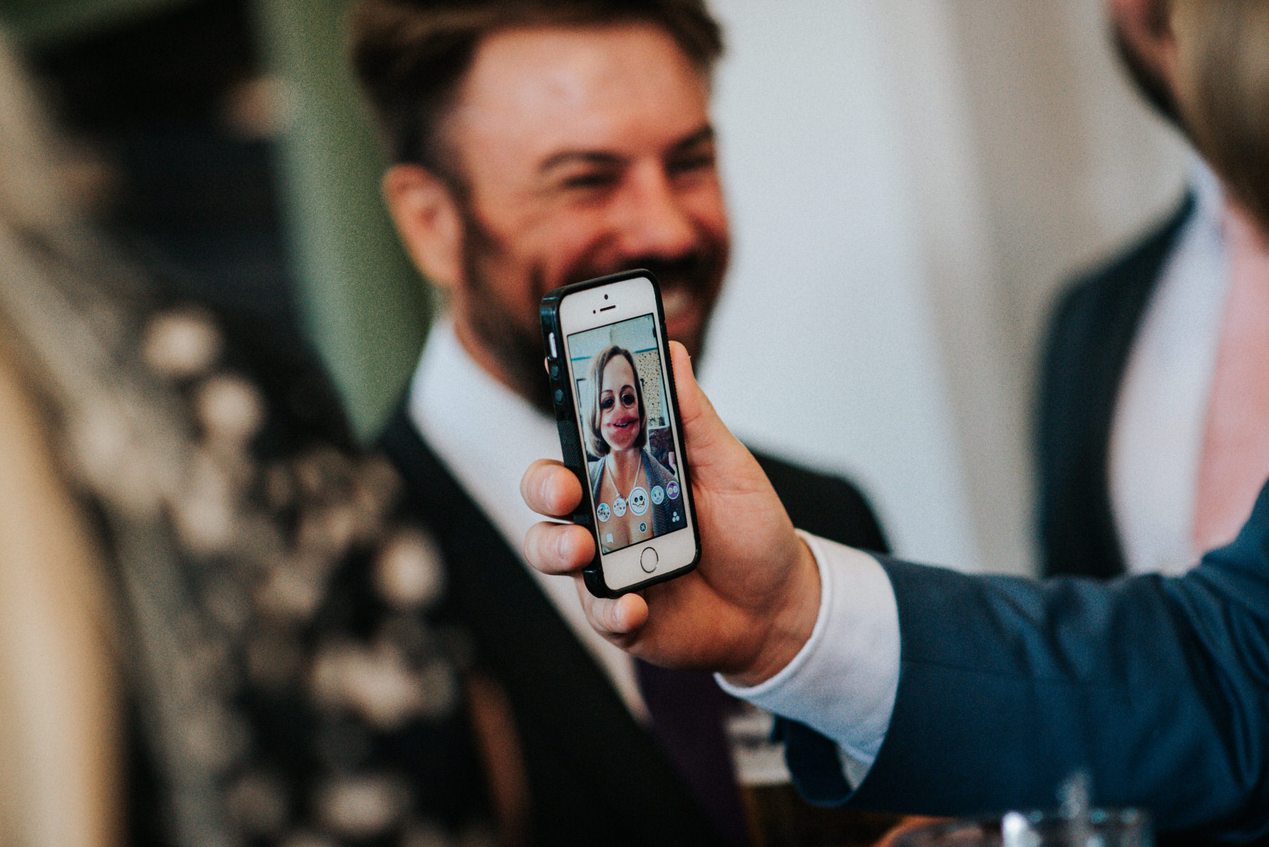 Cheshire Documentary Wedding Photography at Oddfellows, Chester