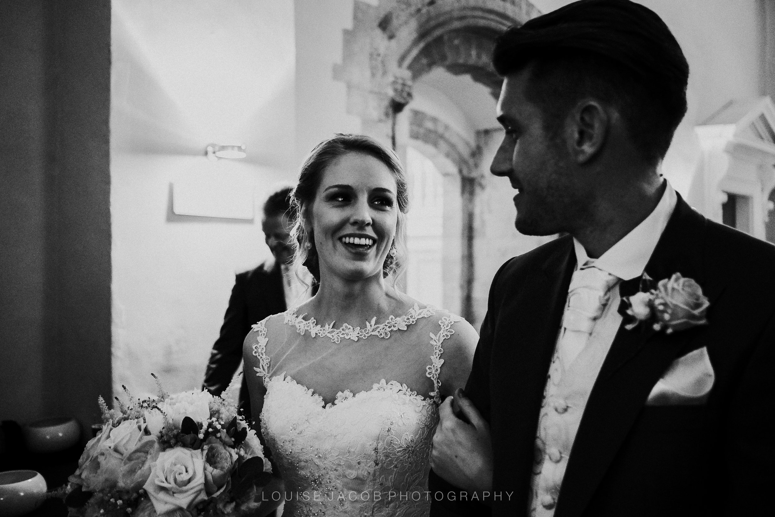 Cheshire Documentary Wedding Photography at Farnham Castle