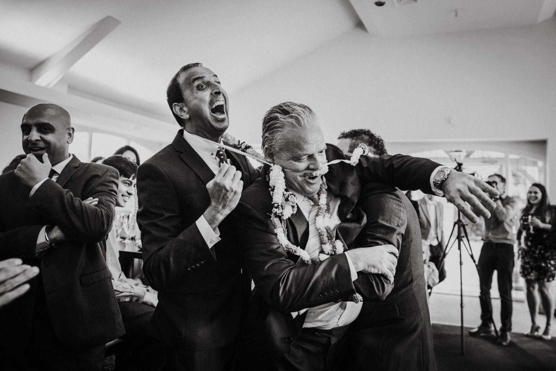 Cheshire Documentary Wedding Photography at Colshaw Hall