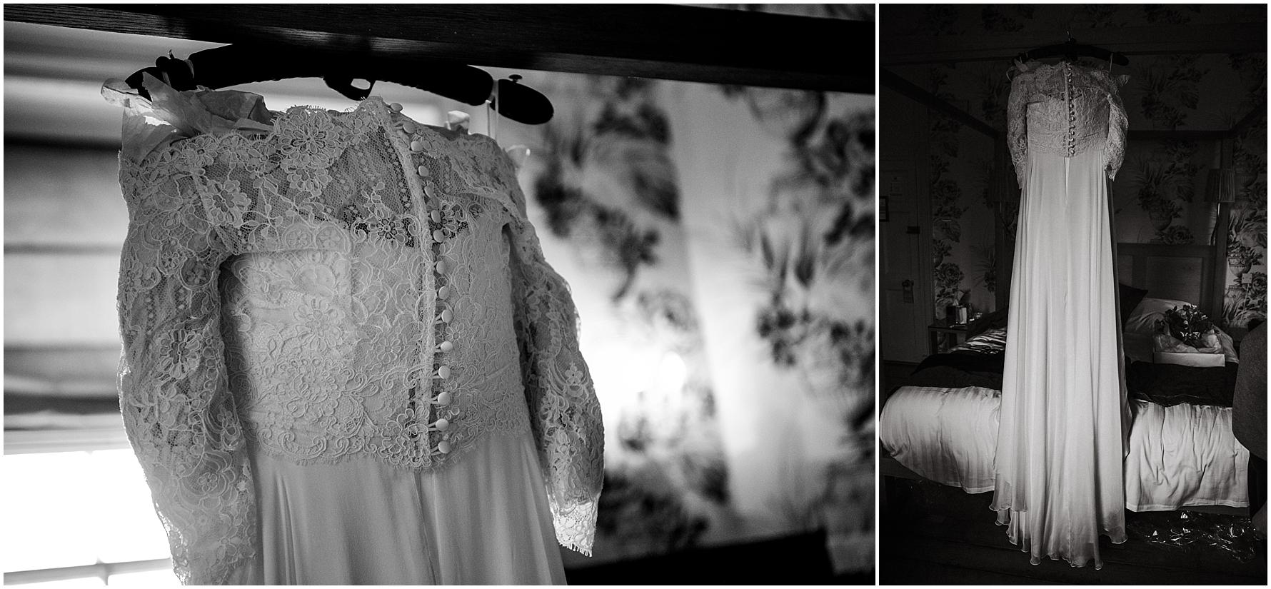 Wedding Dress - Cheshire Wedding Photography