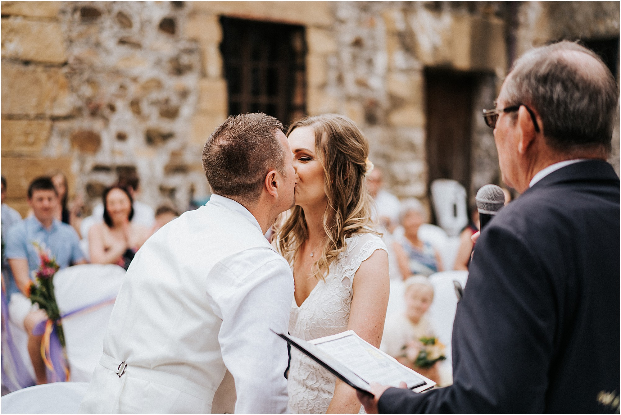 Cheshire Wedding Photography - Castillo Duquesa, Spain