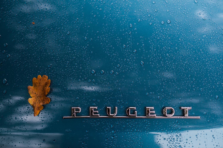 Peugeot vintage car
