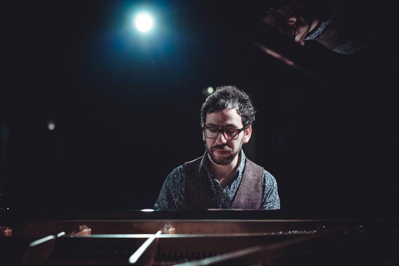 Konzertfotografie von Omer Klein