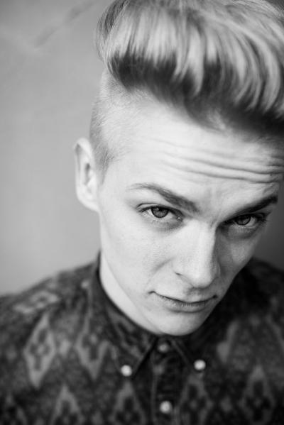 Portrait von Jonas Monar