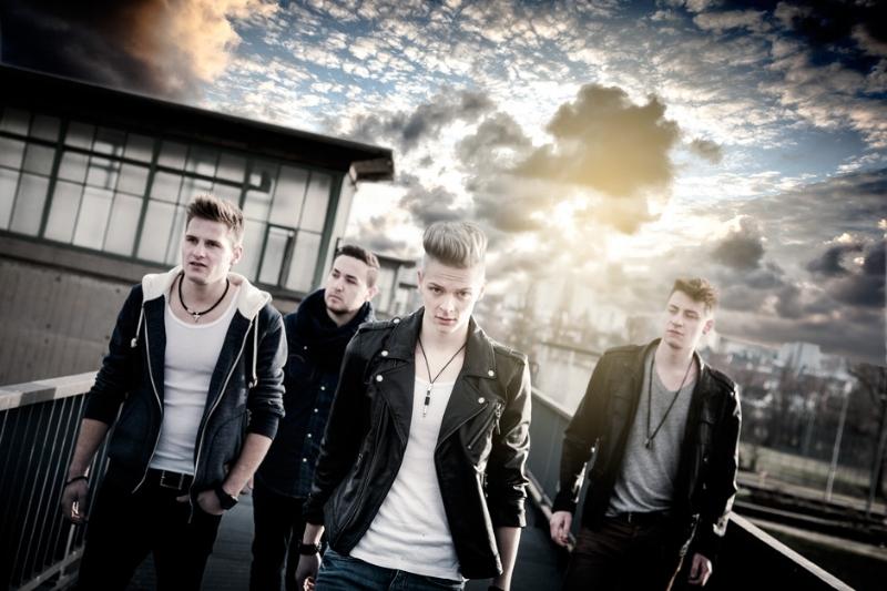 Bandshooting mit der Band Port London