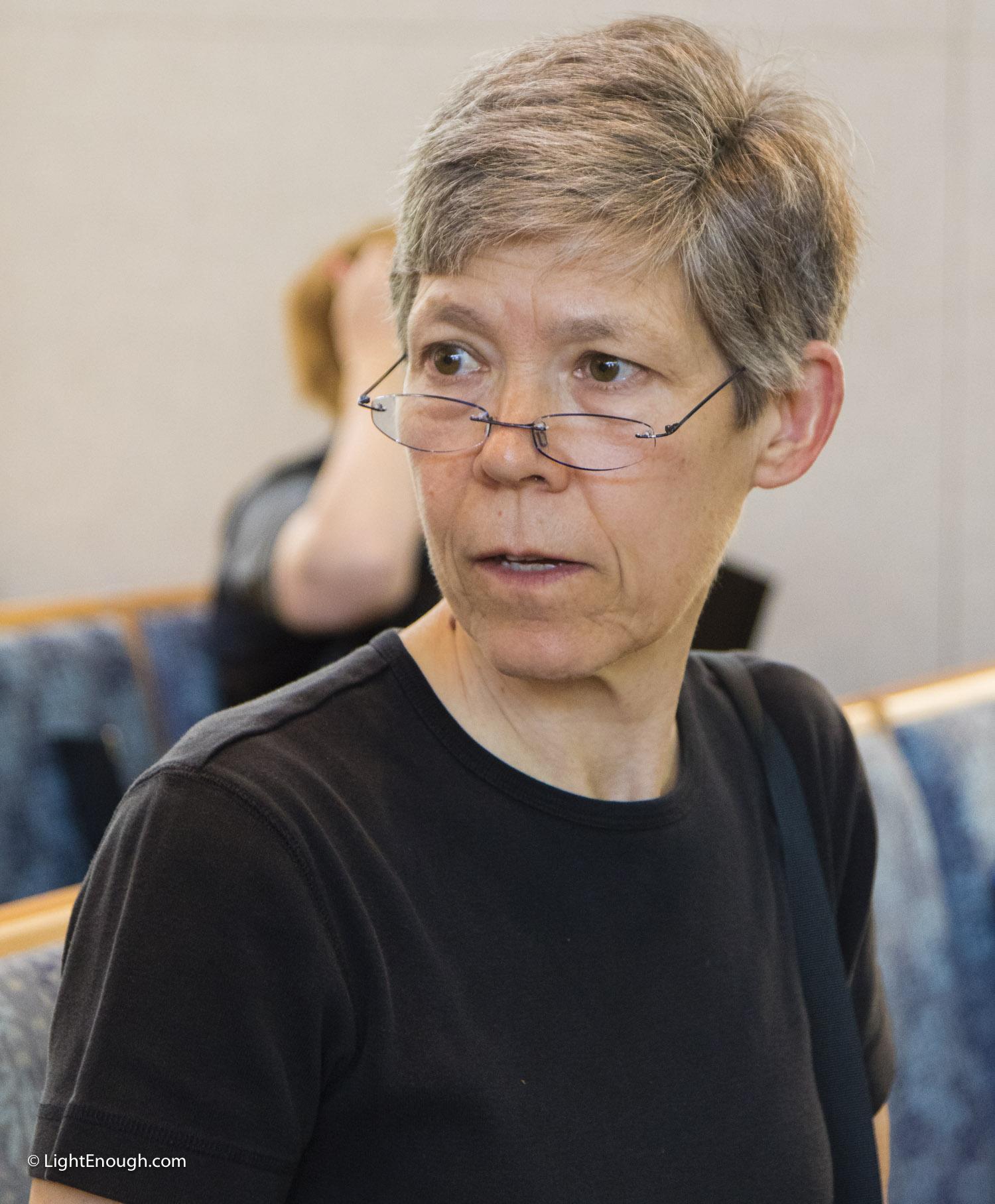 Susan Matchett
