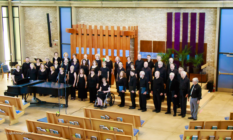 UUCA Choir Spring Concert (2016)