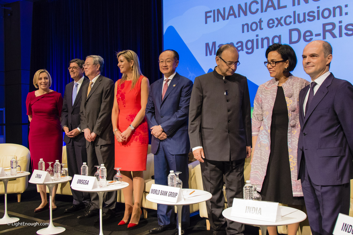 Financial Inclusion Panel Discussion