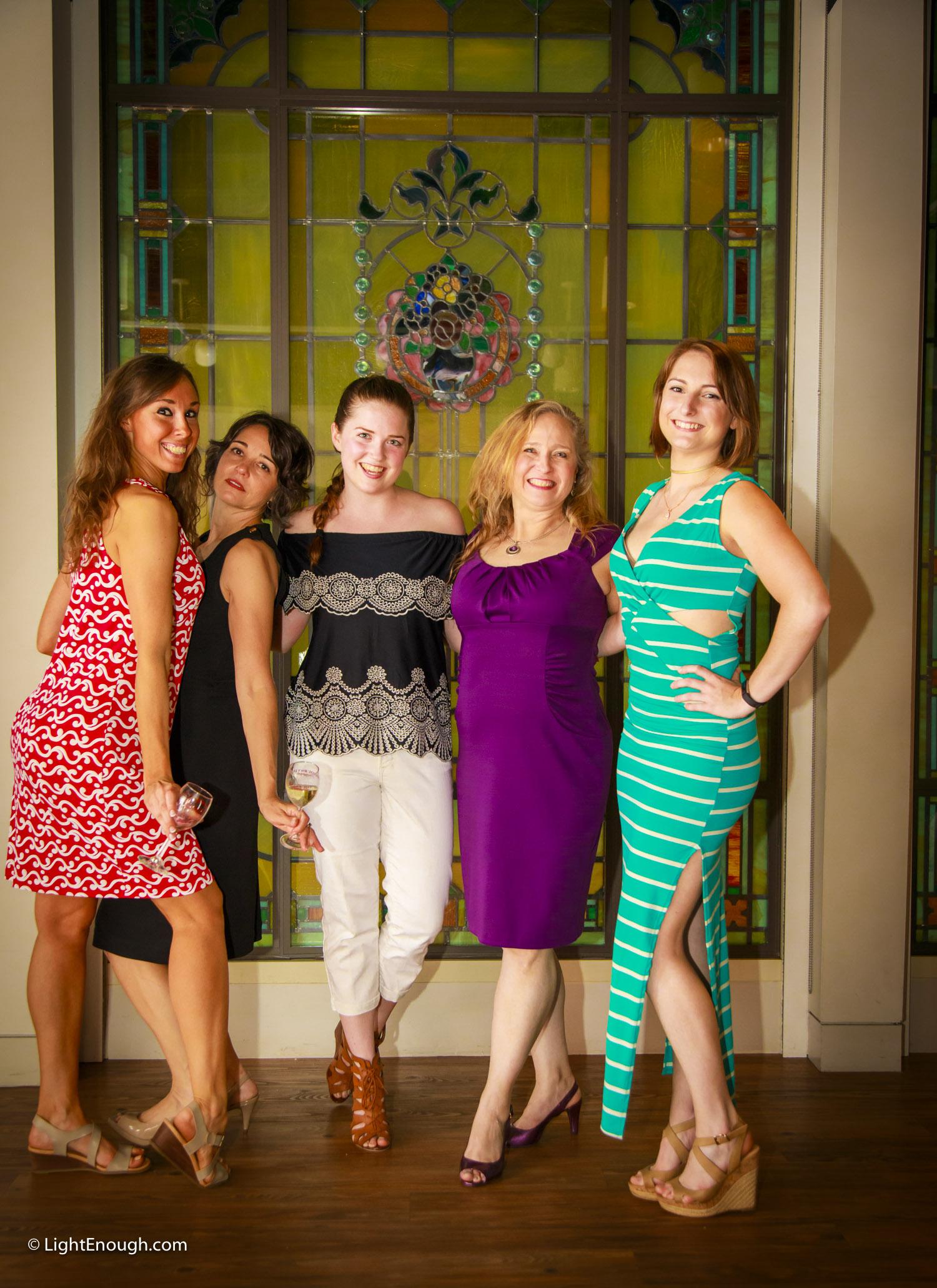 Jane Franklin Dance Co. Photos by John St Hilaire/LightEnough.com