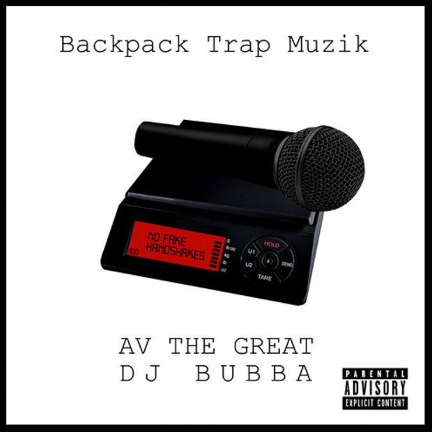 AV the Great releases Backpack Trap Muzik