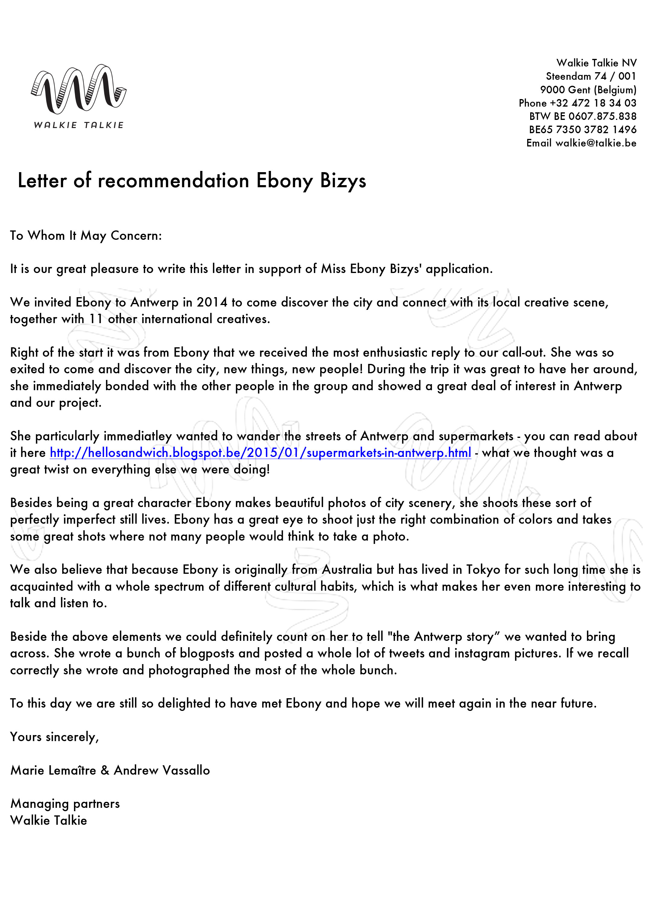 Letter of recommendation Ebony Bizys.jpg