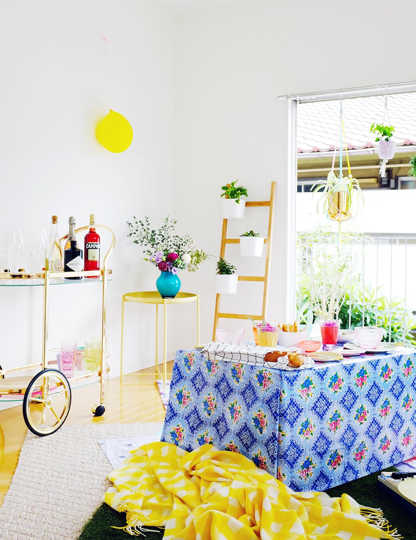 Hello Sandwich Indoor Tokyo Picnic