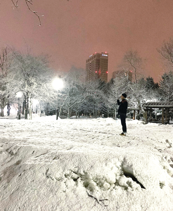Kay Hello Sandwich Sapporo Park