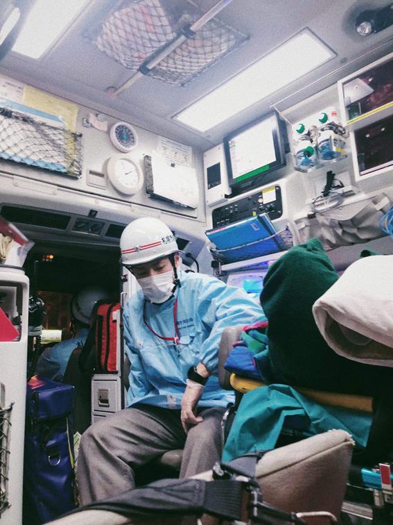 Hello Sandwich Ambulance Sapporo