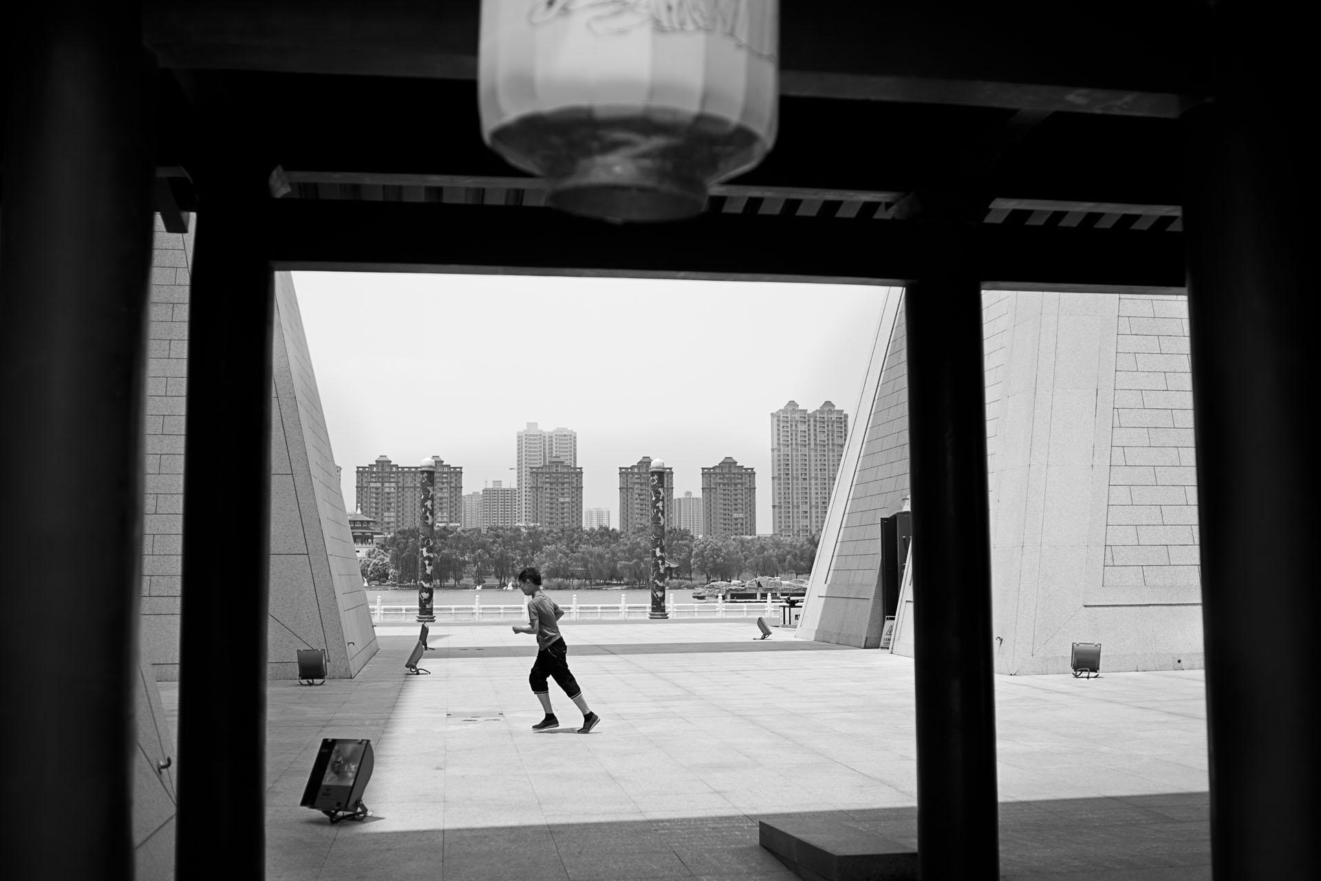 TOURNEE FOWATILE CHINA TOUR JOUR 1 : XI AN