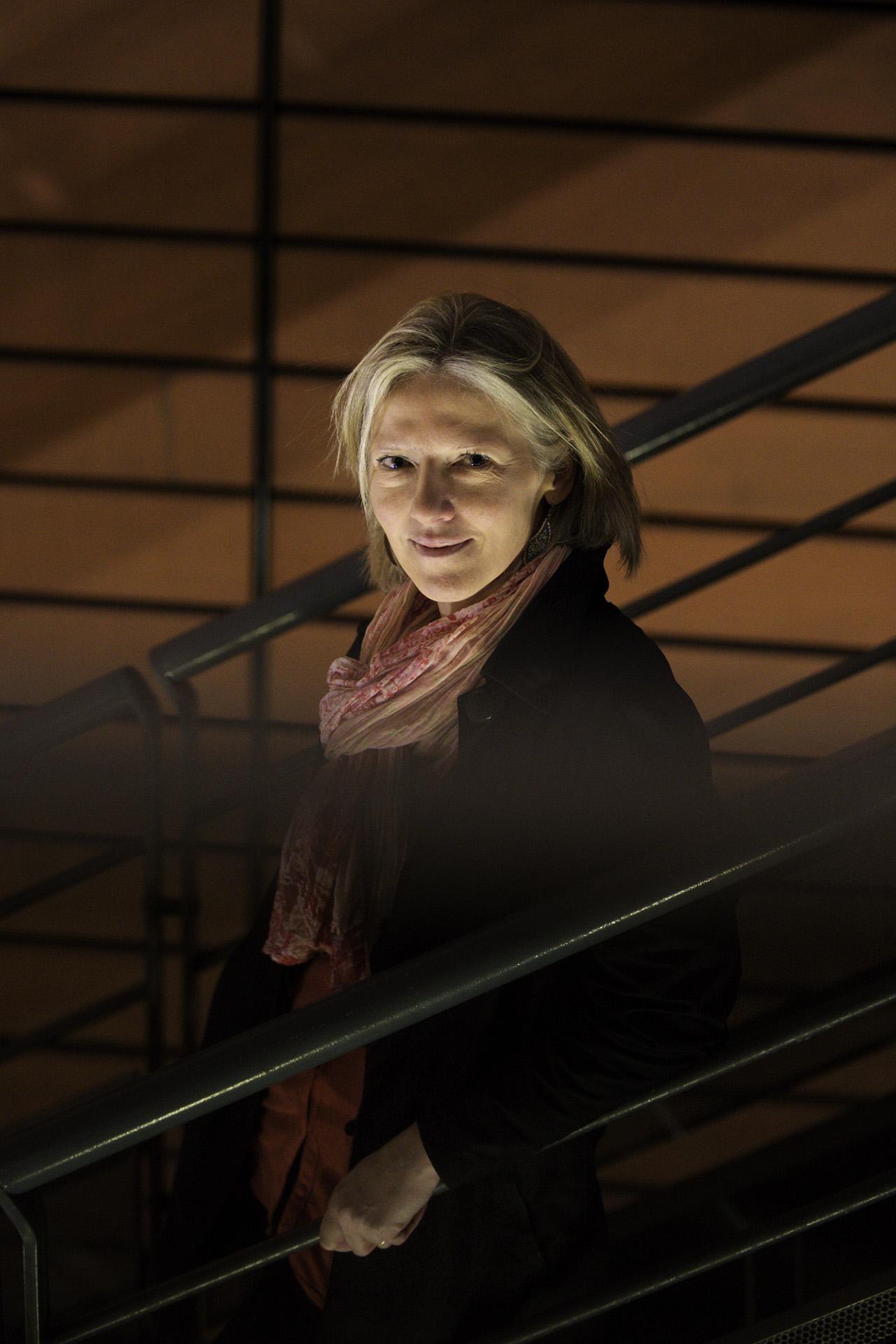 Aude Mirkovic, à Lyon le 20 février 2016.