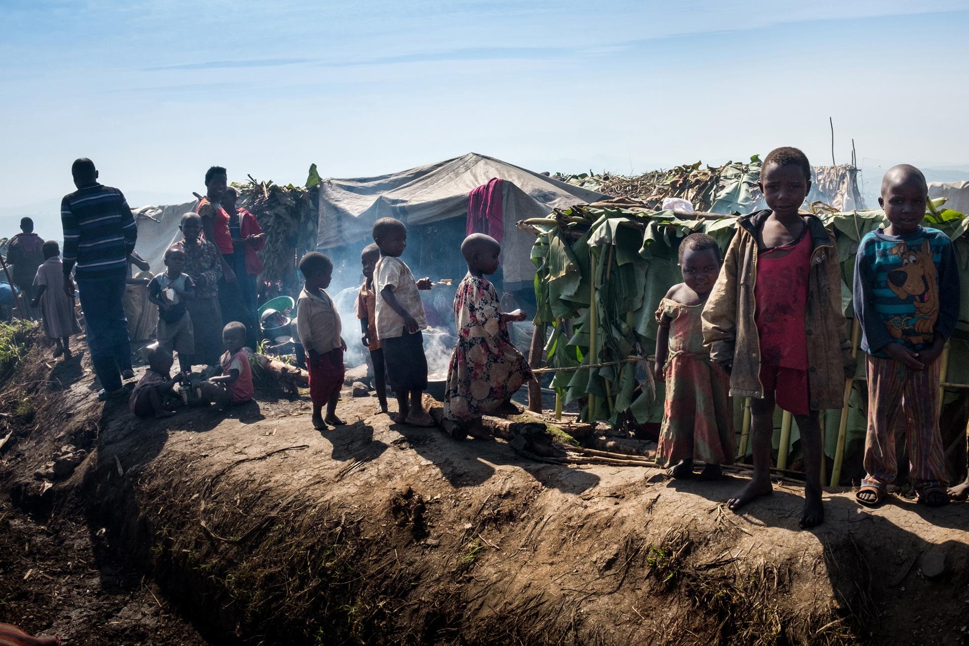 Déplacés de Buleusa, prisonniers d'un cycle de violences ethni
