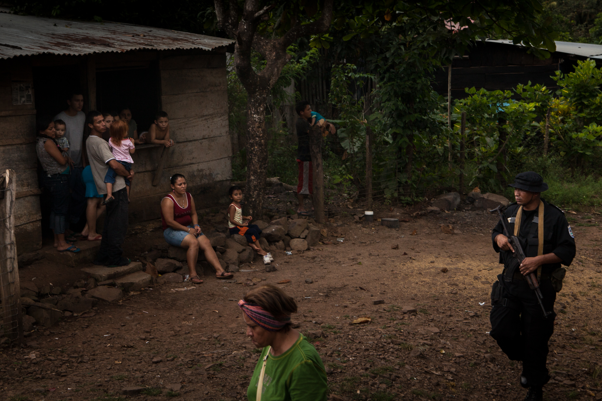 Waiting for the Canal in Nicaragua / En attendant le canal au Ni