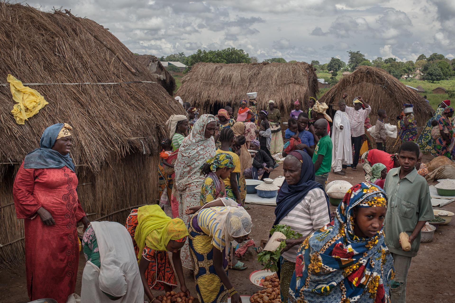 The Refugee's Market / Le marché des réfugiés