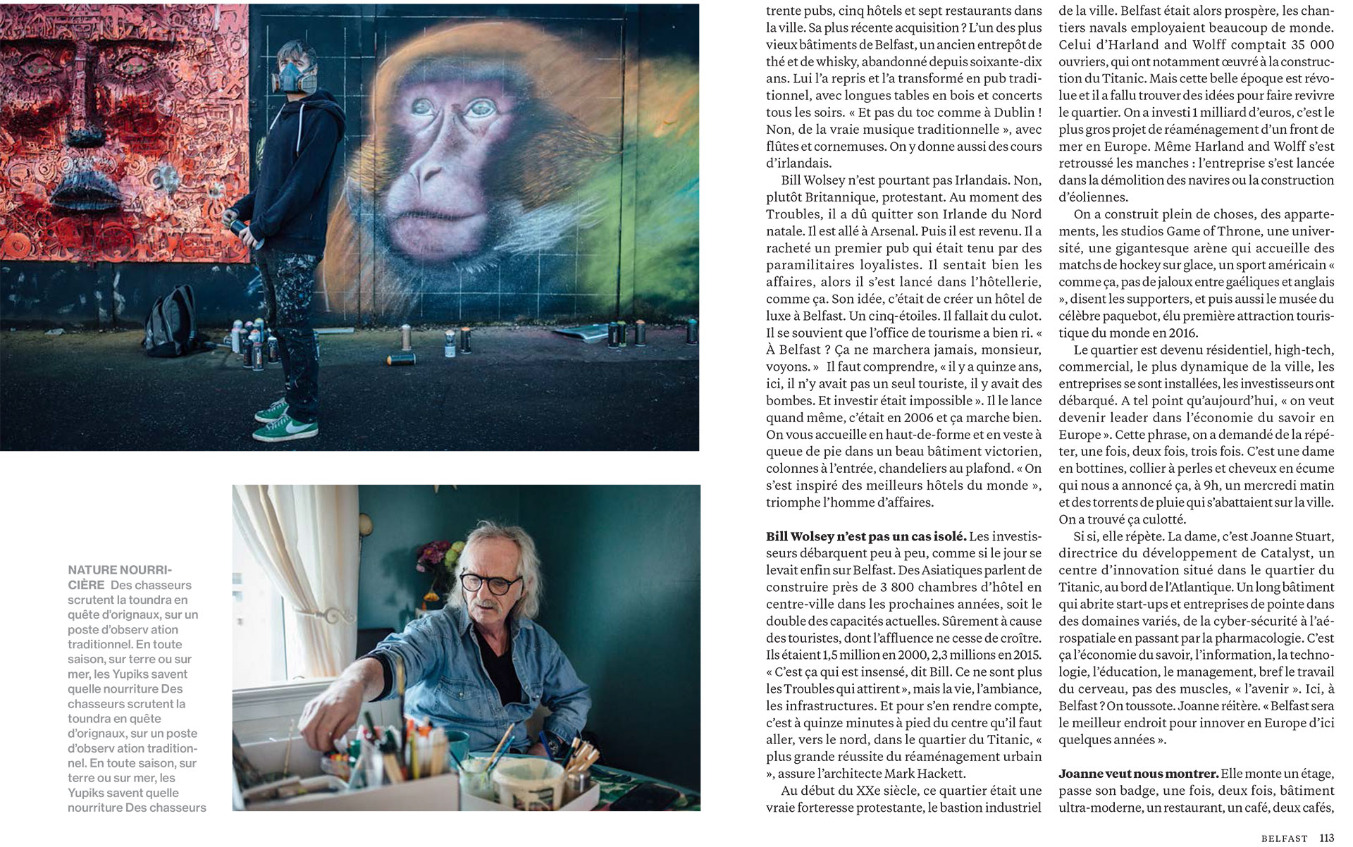 National Geographic / Cyril Marcilhacy / juin 2017