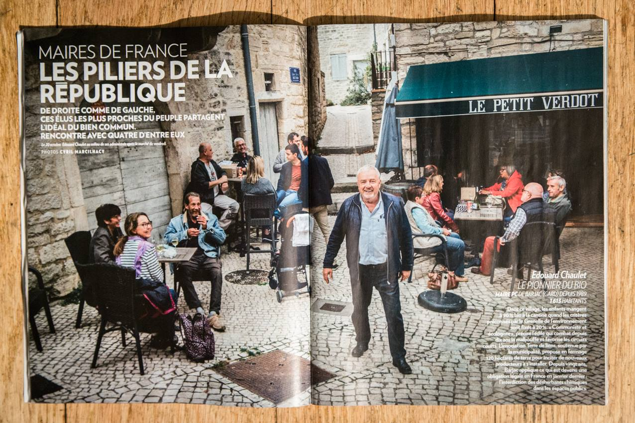 Paris Match / Cyril Marcilhacy