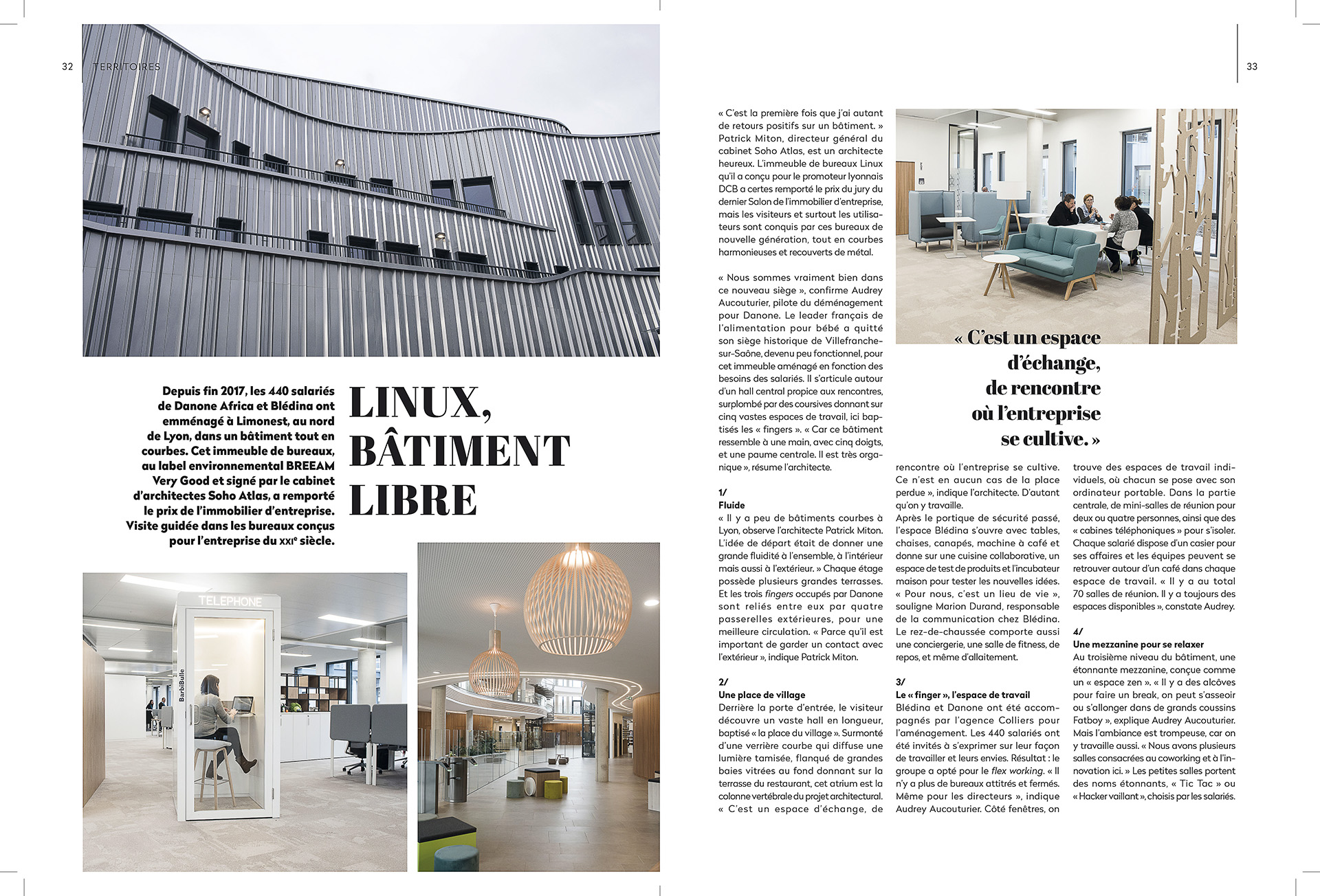 The Only / The OnlyLyon's makers magazine : business & good news