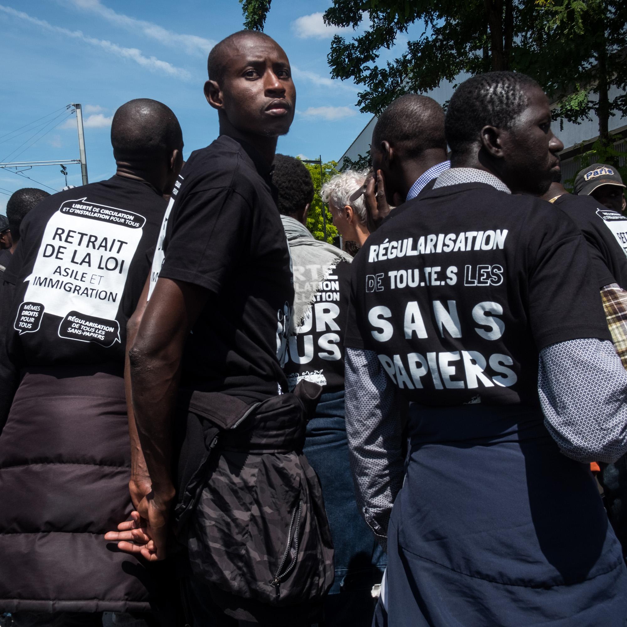 Marche Solidaire pour les migrant(e)s