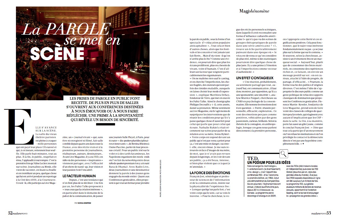 Madame Figaro / Jeremy Suyker